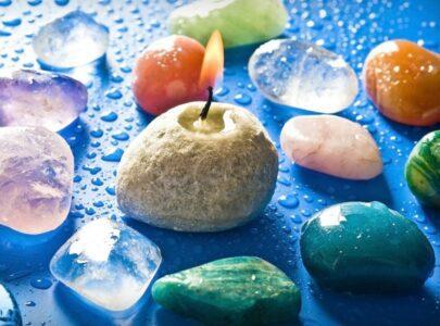 Como limpiar nuestras piedras